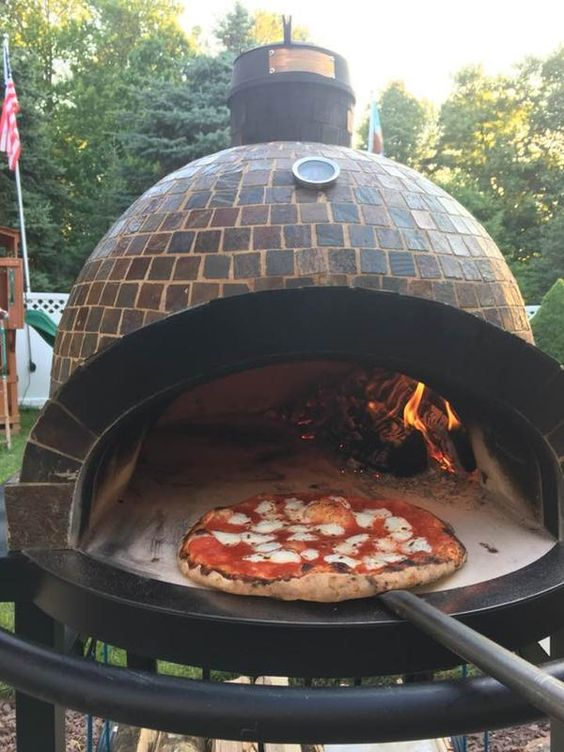 barbecue ovens pizza stoves