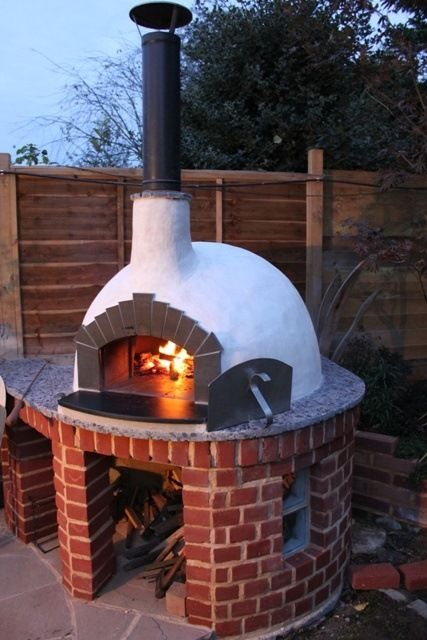 pizza stoves