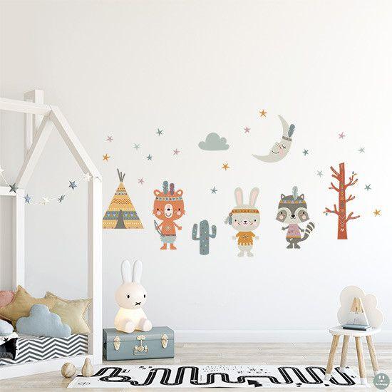 Children's decoration with animals XI