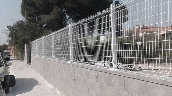 Fences for terrain