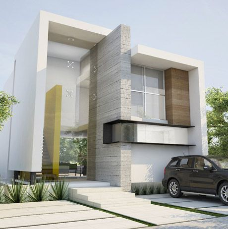 Two-story houses you should see before designing yours