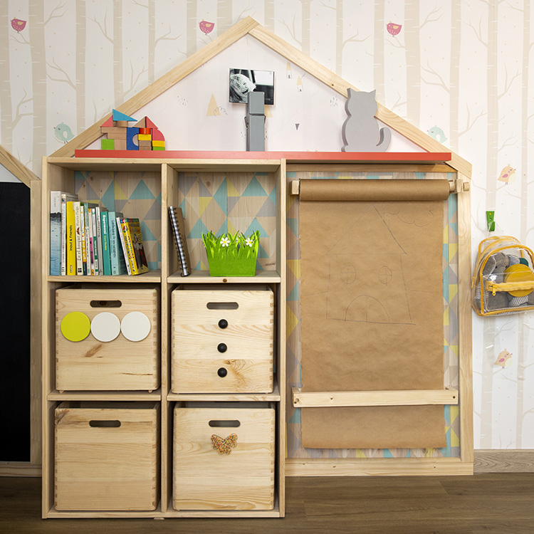 redecorate your children's room