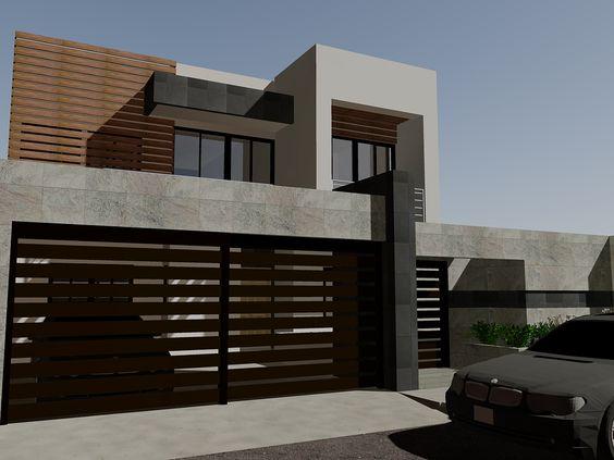Doors for modern garages