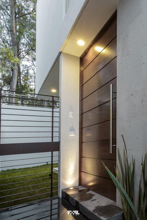 Main doors for modern houses