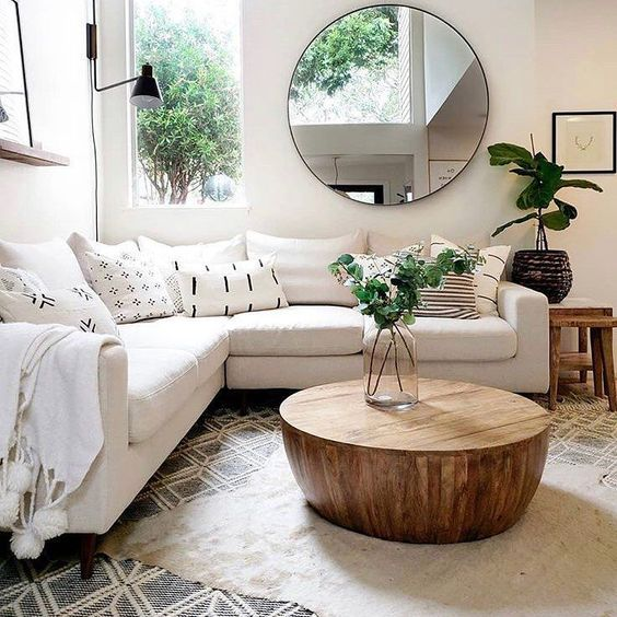 decorate with round mirrors VII
