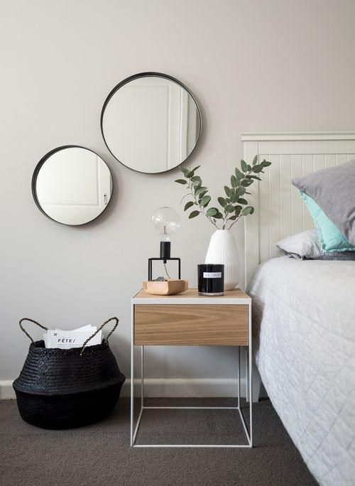 decorate with round mirrors VIII