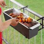 31 Ideas for Mounting Grills in Your Patio