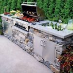 31 Ideas for mounting grills in your yard