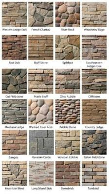 Types of walls for houses
