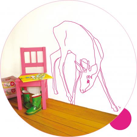 buy decorative vinyls - Children's vinyls by Mimi'Lou