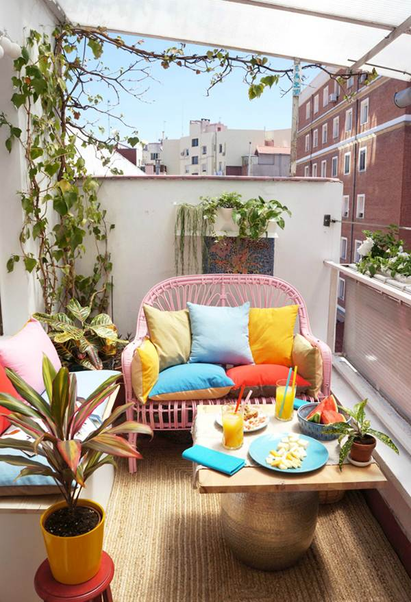 Ideas for small balconies