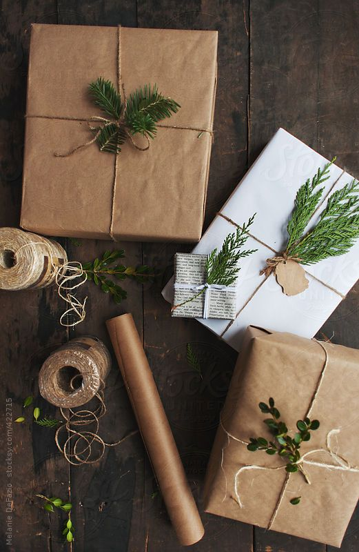 Gift-wrapping in an original way II