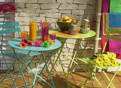 Summer Decoration for Terraces