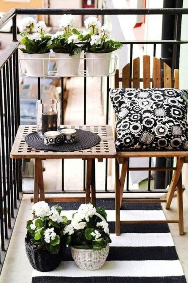 7 ideas to decorate balconies and terraces