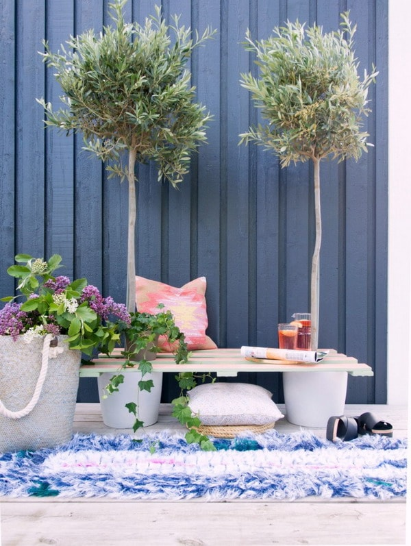 More ideas for decorating with little money