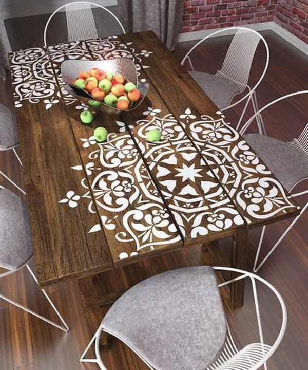 Personalized tables