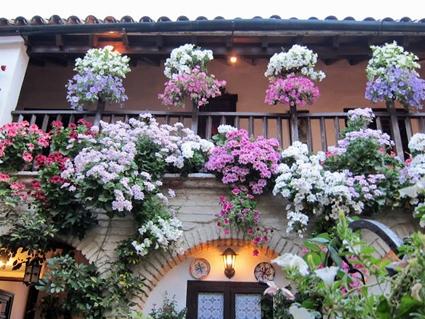 Andalusian Balcony