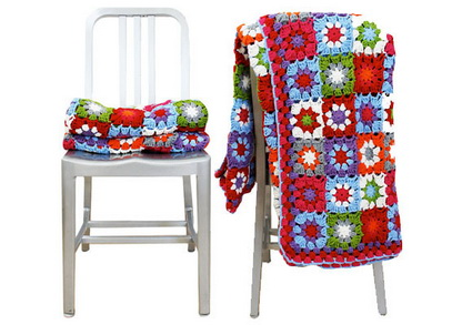 Matnas with crochet