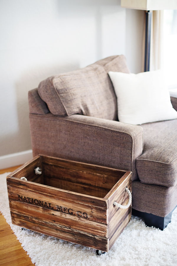 6 ideas for decorating with boxes