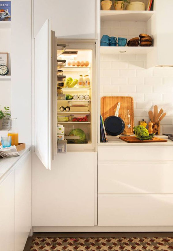 fridge in order