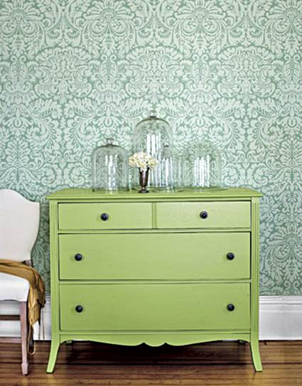 furniture painted with colors 10