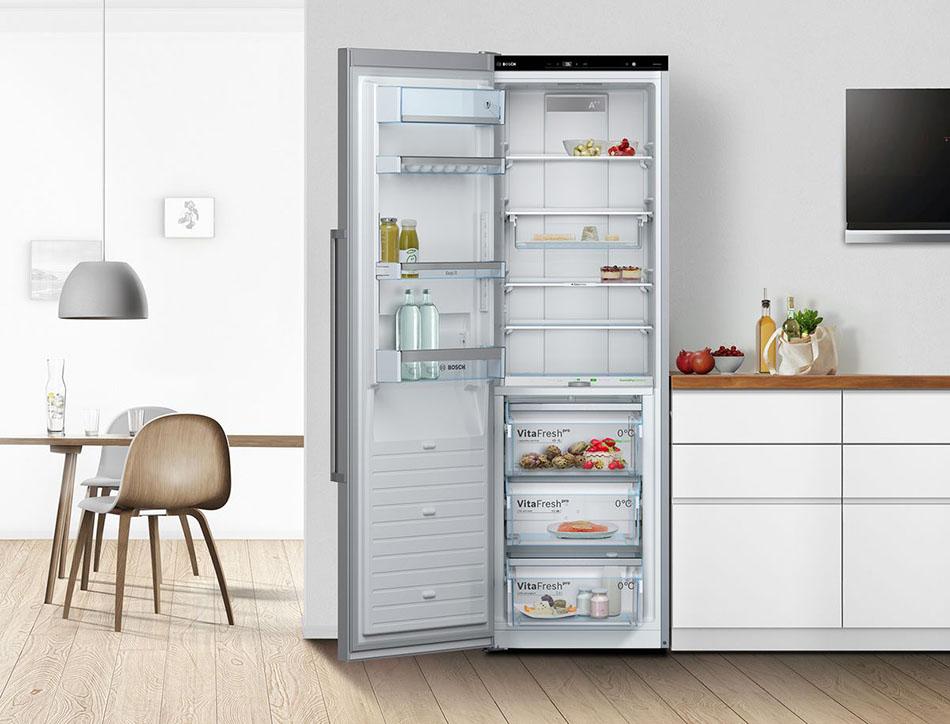 refrigerator in order