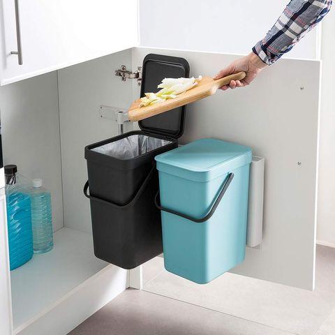 Kitchen waste bins