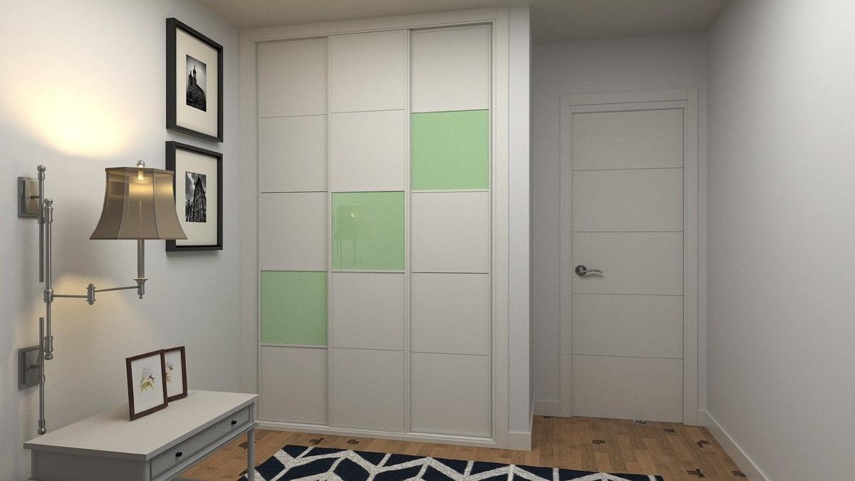decorate the wardrobe