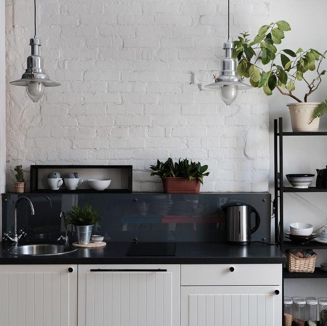 small kitchen storage