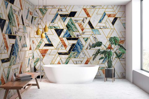 wallpaper inspired by norman foster