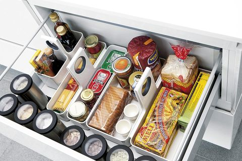 pantry organizers for the kitchen drawers
