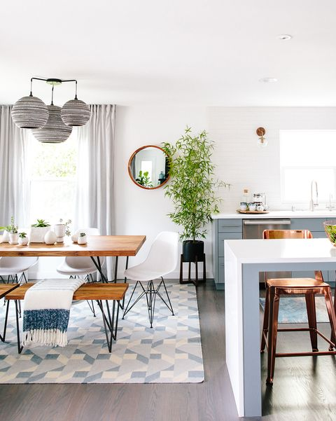 open kitchen designed by maple plum