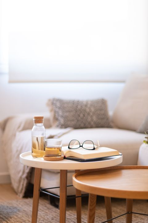 nordic style nesting coffee tables