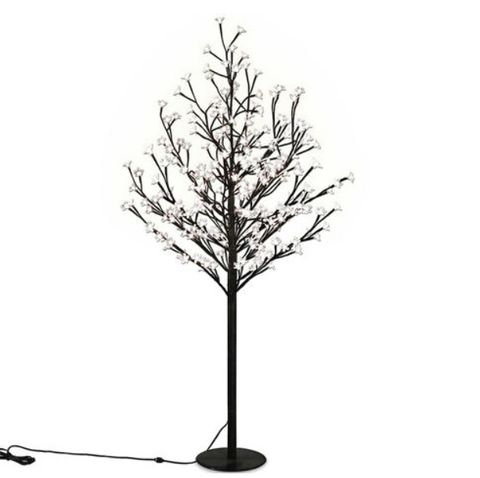 cherry tree lamp with led light
