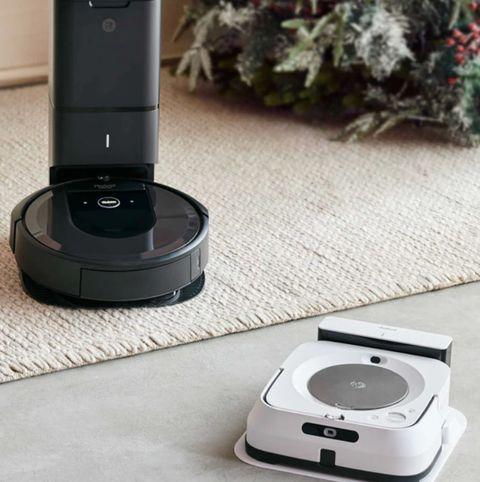 robot vacuum cleaners from el corte inglés