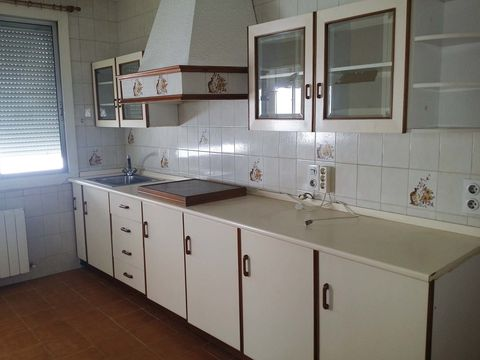 Kitchen before the reform