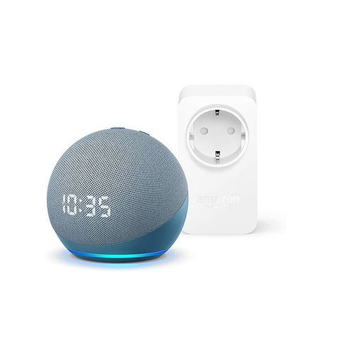 echo dot 4th generation amazon smart plug