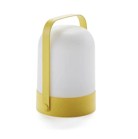 white and yellow lantern