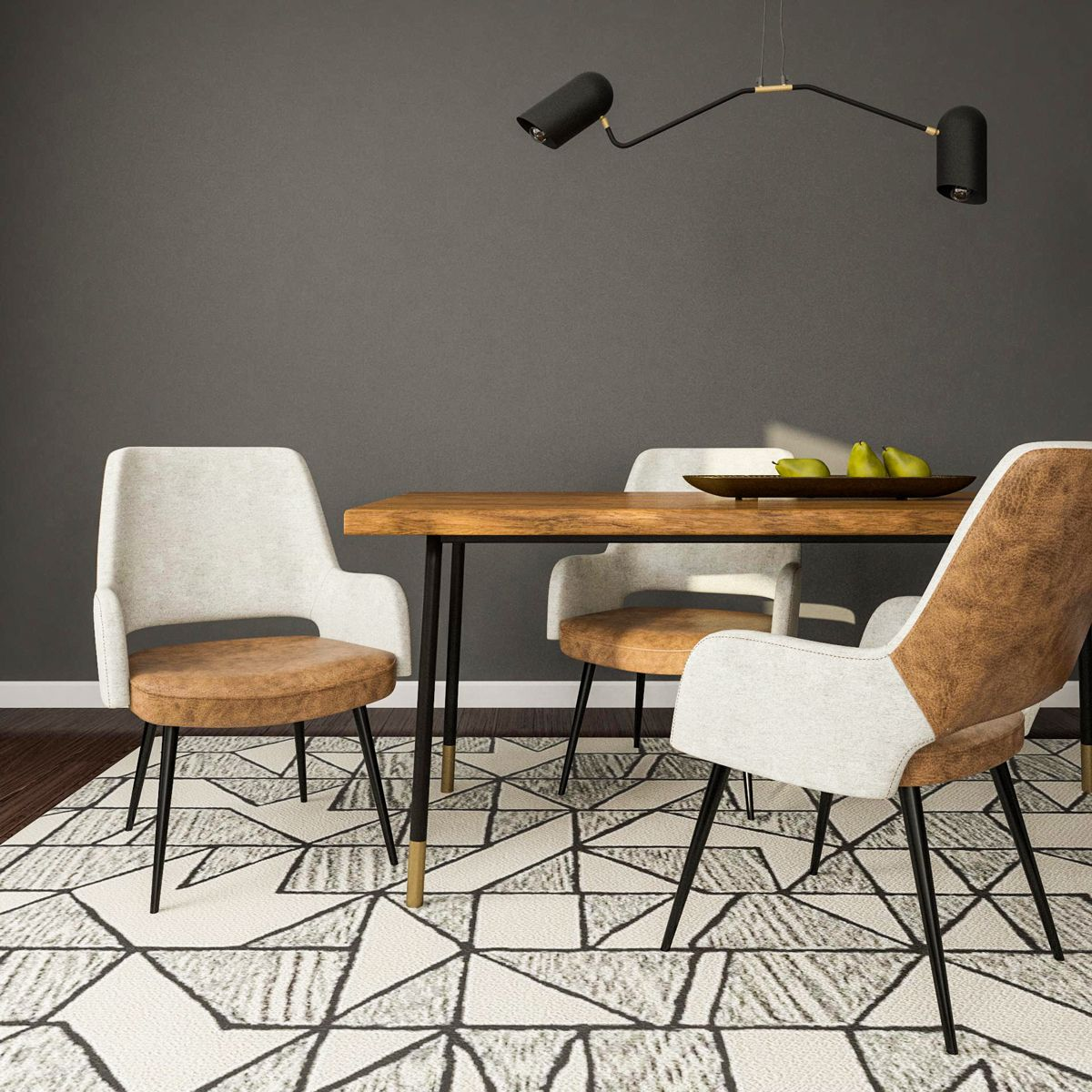 modern-dining-table-wood-and-abstract-patterns