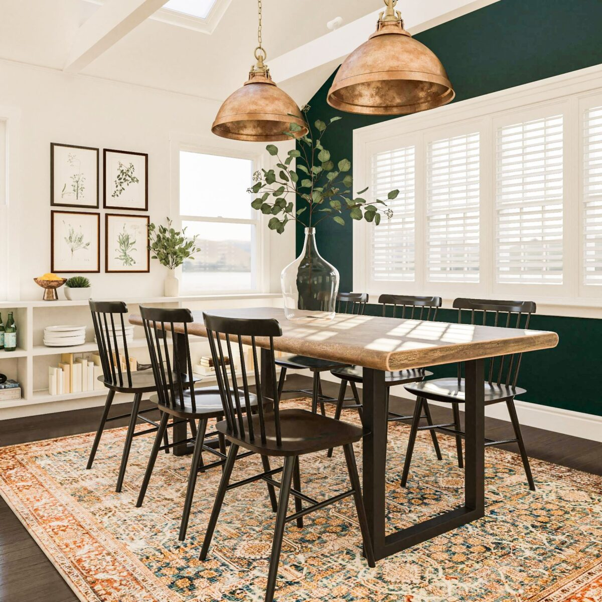 modern-wood-and-wrought-iron-table