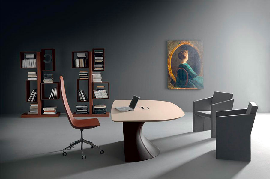 Furniture elements for a luxury office n.10