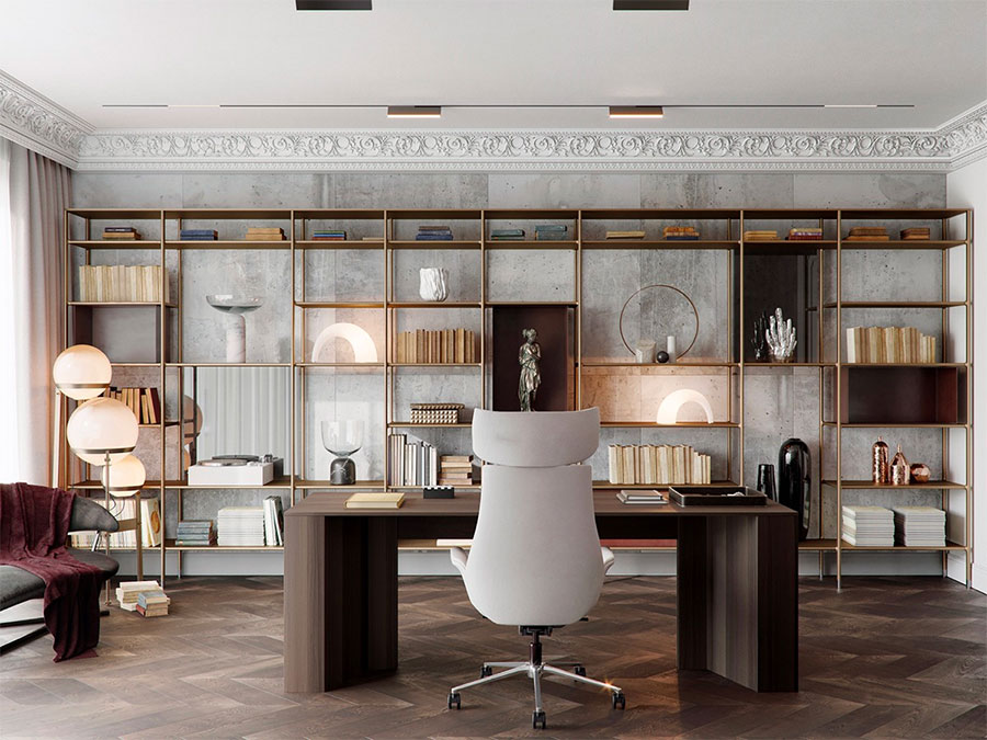 How to furnish a luxury office n.10