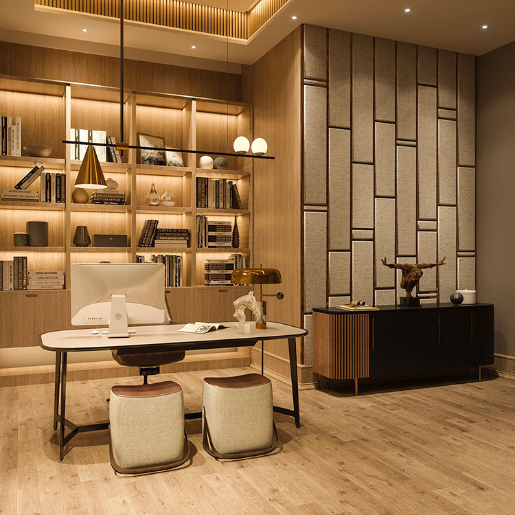 How to furnish a luxury office n.15