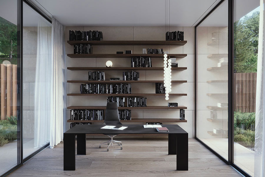 How to furnish a luxury office n.17