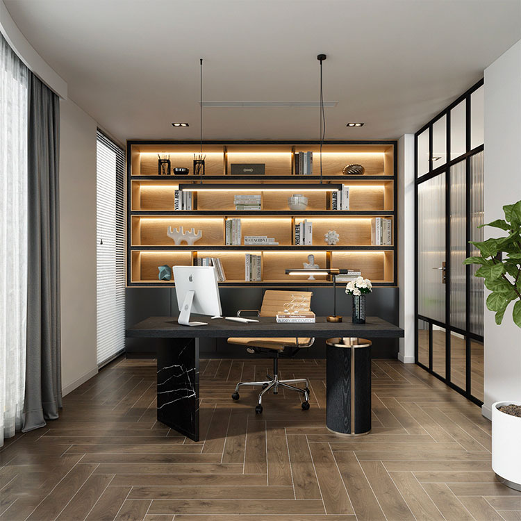 How to furnish a luxury office n.24