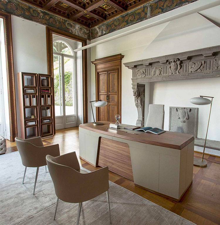 Furniture elements for a luxury office n.11