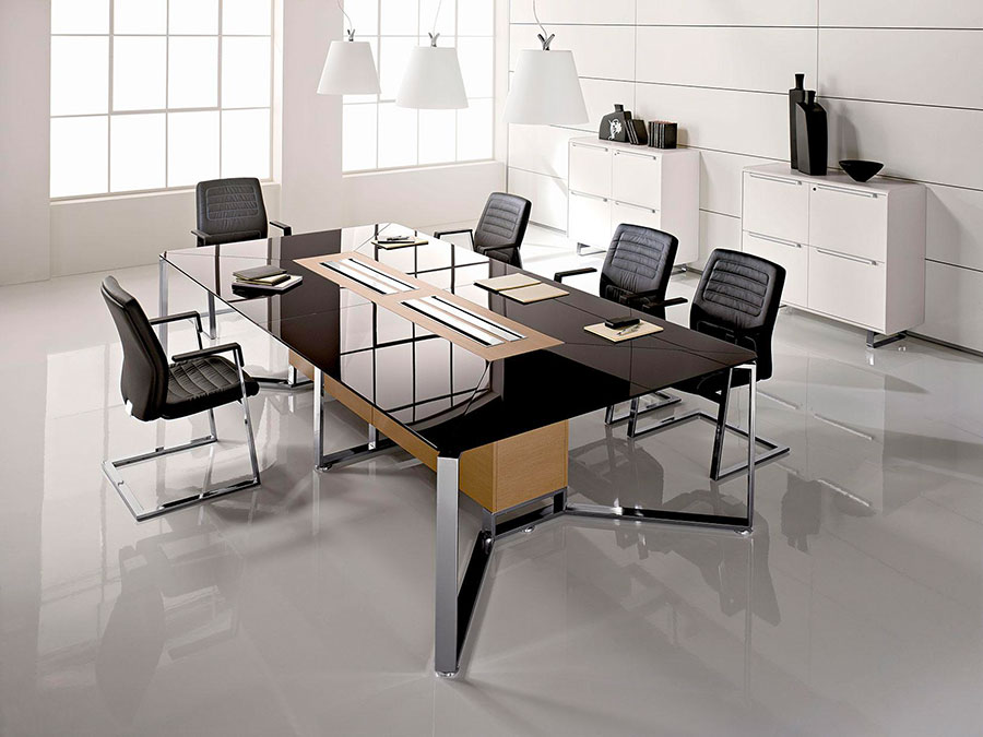 Furniture elements for a luxury office n.12