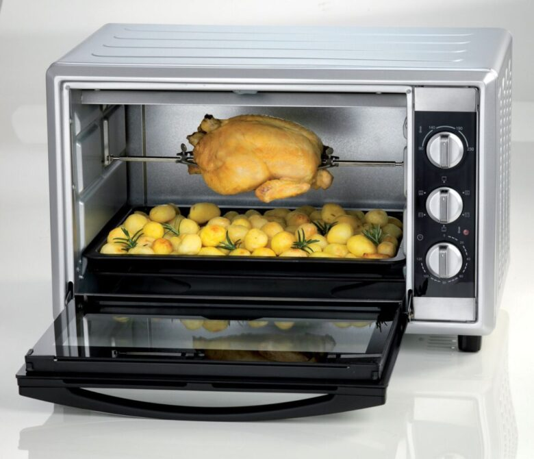 electric-rotisserie-oven
