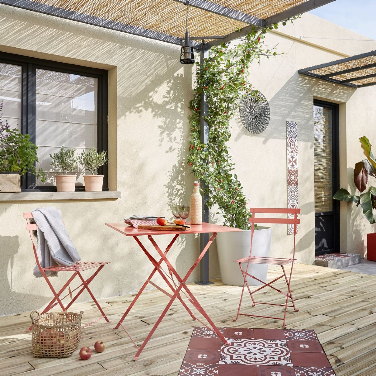 Catalog Leroy Merlin garden tables and chairs set 1