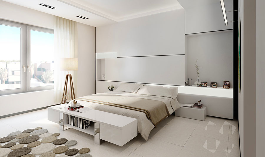 Pearl gray furniture for bedroom # 14